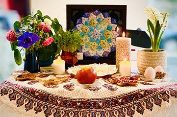 """Nouruz, der """"Neue Tag"""" – über das iranische Neujahrsfest"""