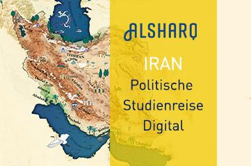 Virtuelle Reise mit Sören Faika nach Iran von Alsharq Reise