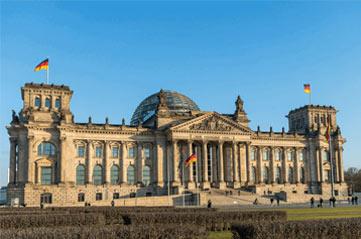 بررسی ساختار حکومتی جمهوری فدرال آلمان