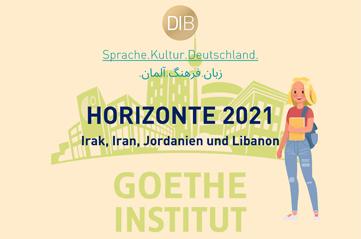 Programm HORIZONTE 2021- Goethe Institut